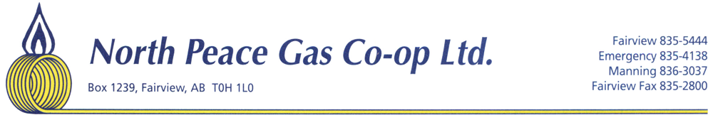 North Peace Gas Co-op Ltd.
